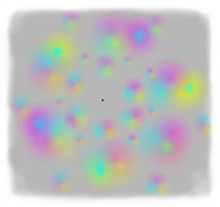 colores que desaparecen